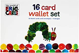 Robert Frederick 16 Card Wallet Set-ERIC Carle, Assorted, 30 x 10 x 4 cm