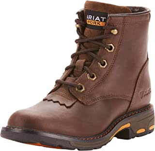 ARIAT Kid's Workhog Lacer Boot