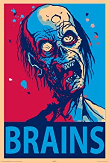 Best zombie brains poster Reviews