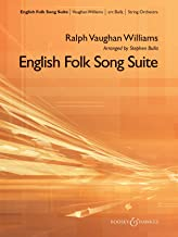 English Folk Song Suite Score and Parts