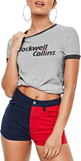 Best rockwell collins t shirts Reviews