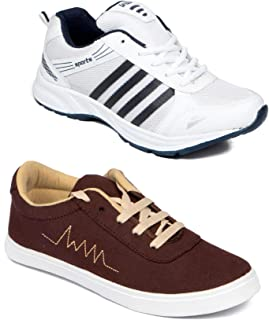 ASIAN Multicolor Sports Shoes,Running Shoes,Walking Shoes,Gym Shoes,Training Shoes,Loafers,Sneakers for Men