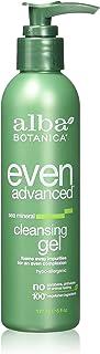 Alba Botanica, Even Advanced, Cleansing Gel, Sea Mineral, 6 fl oz (177 ml)