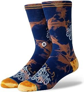 Stance Flora Flame Socks - Navy - Large