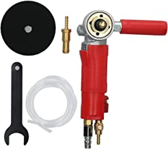 "New 2/"" 48Pcs Pneumatic Polisher Kit Sander Buffer Polishing Tool Air Inlet 1//4/"""