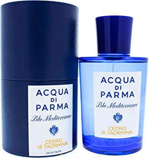 Blu Mediterraneo Cedro di Taormina by Acqua Di Parma Unisex Perfume - Eau de Toilette, 150ml