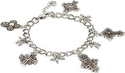Crosses of the World Bracelet