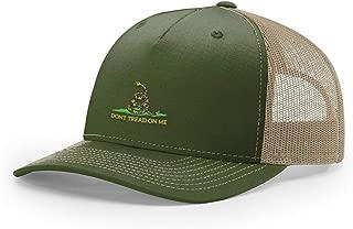 Dont Tread On Me (DTOM) Embroidered Richardson Hat