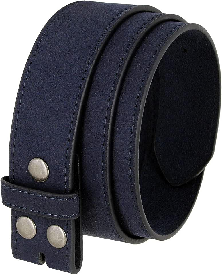 """Casual Suede Leather Belt Strap for Women 1 1/2"""" Wide"""