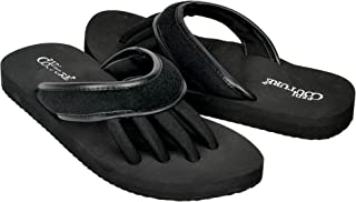 Pedi Couture Super Light Brand Pedicure Sandals for Women with Toe Separator (Multiple Colors and Sizing Available)