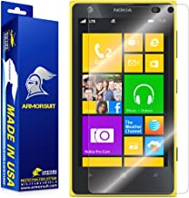 ArmorSuit MilitaryShield - Nokia Lumia 1020 Screen Protector Shield Ultra Clear + Lifetime Replacements
