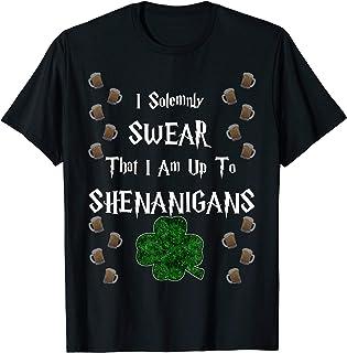 I Solemnly Swear That I Am Up To Shenanigans T-Shirt