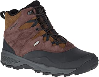 merrell moab polar waterproof hiking boot