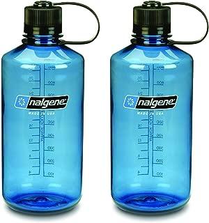 Nalgene Tritan Narrow Mouth BPA-Free Water Bottle, 32oz / 1-Quart
