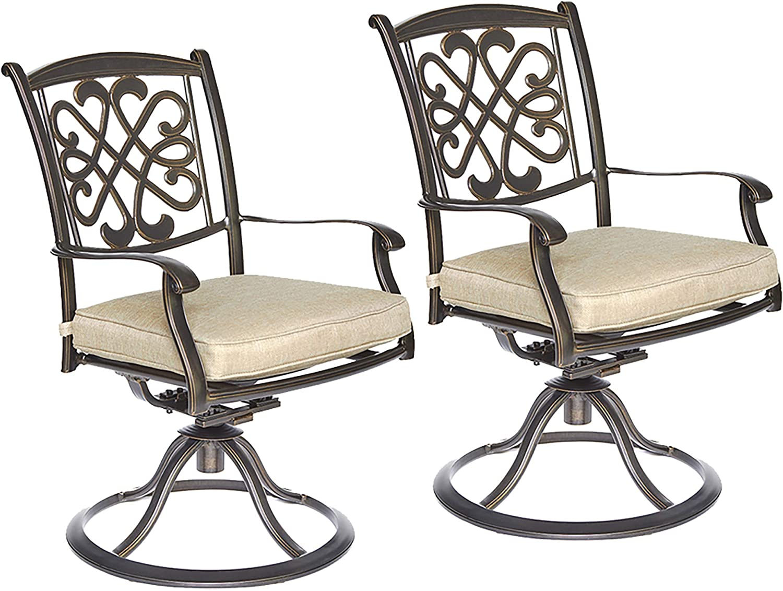 dali Patio Max 50% OFF Dining Chairs Garden Rocker Cheap Backyard Swivel