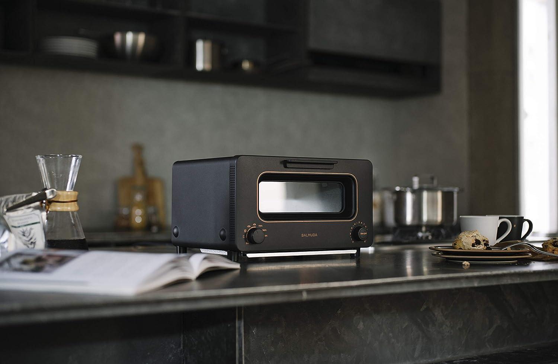 バルミューダ ザ・トースター スチーム ブラック BALMUDA The Toaster K05A-BK