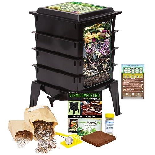 Worm Factory 360 Worm Composting Bin + Bonus
