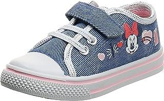 حذاء رياضي للفتيات من Disney Minnie Mouse Glitter Jeans