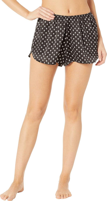 Commando Women's Silk Tap Shorts