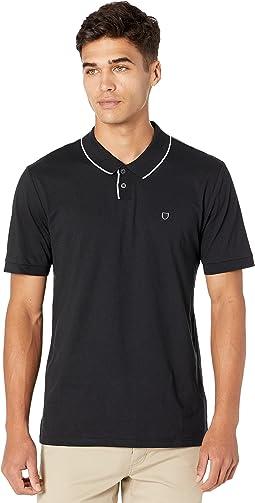 Proper Short Sleeve Polo Knit