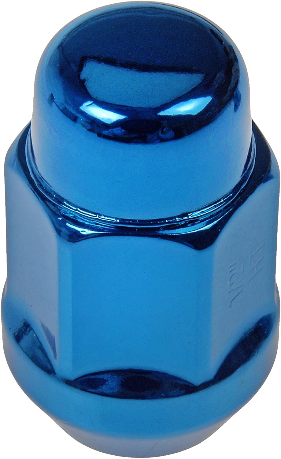 Dorman Japan's largest assortment 711-235D Pack of 16 Blue Lock Nuts and Wheel 4 with Selling