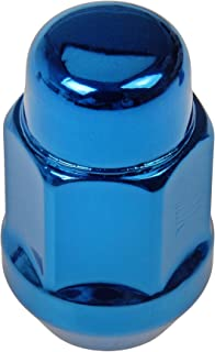 Dorman 711-235D Pack of 16 Blue Wheel Nuts and 4 Lock Nuts with Key