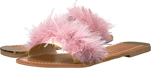 Pink Marabou Feather