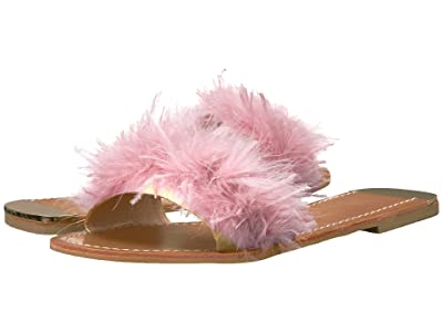 Chinese Laundry Zoey (Pink Marabou Feather) Women
