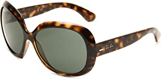 Women's RB4098 Jackie Ohh II Oversized Sunglasses