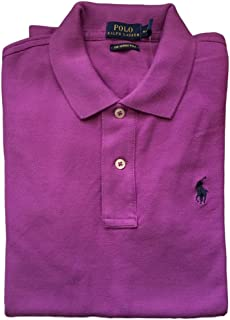 RALPH LAUREN Womens Skinny Polo Pony Logo T-Shirt