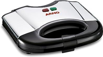 Sanduicheira Compacta Grill Arno Sanduicheira Arno Sacs Preto/inox 110v