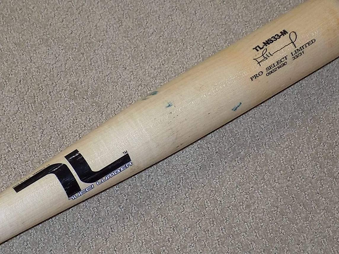 Jose Altuve Maple Tucci Game Used Bat Houston Astros GU 9.5 MLB - PSA/DNA Certified - MLB Game Used Bats