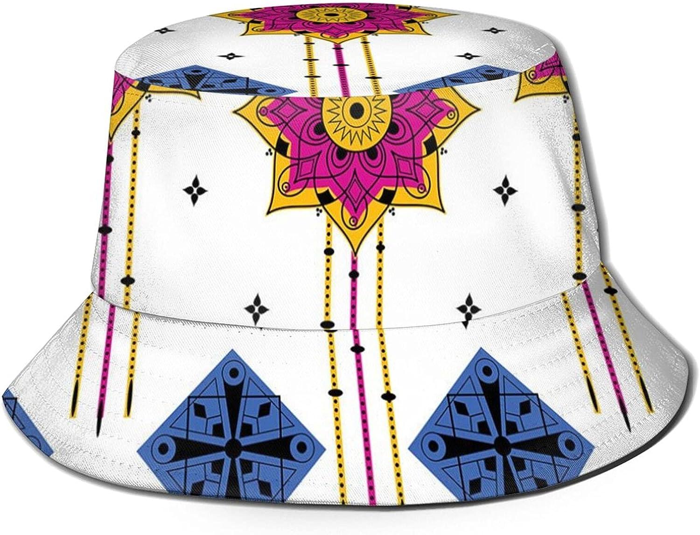 niBBuns Max 69% OFF Bucket Hats for Women Sun Brim Fi Wide shipfree Summer Beach