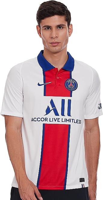 Nike Paris Saint-Germain Men's Away Jersey 20-21