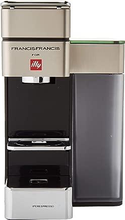Illy Francis Francis Y5 Ipso Coffee Machine, Satin