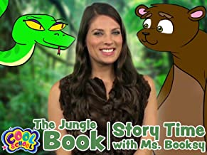 The Jungle Book - Story Time with Ms. Booksy - Cool School