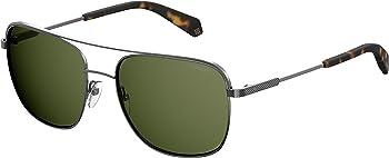 Polaroid PLD2056S0KJ158 Green Polarized Sunglasses