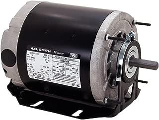 A.O. Smith RB2034 1/3 hp, 1725 RPM, 115 volts, 48 Frame, ODP, Ball Bearing Belt Drive Blower Motor
