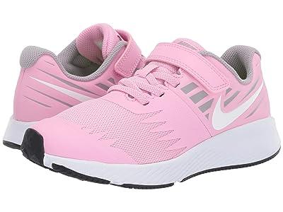 Nike Kids Star Runner (Little Kid) (Pink Rise/White/Atmosphere Grey) Girls Shoes