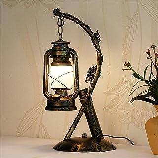 Luminaires Intérieur TOYM UK-lampe antique chinois lampe de mur balcon de la chambre de mur rétro kérosène cru lampe lanterne lampe de mur Bar Cafe