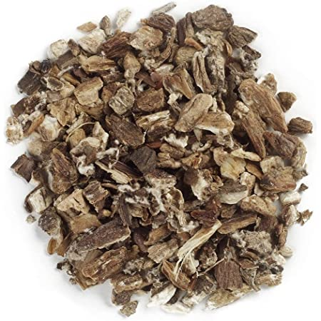 Frontier Co-op Burdock Root, Cut & Sifted, Certified Organic, Kosher, Non-irradiated   1 lb. Bulk Bag   Sustainably Grown   Arctium lappa L.