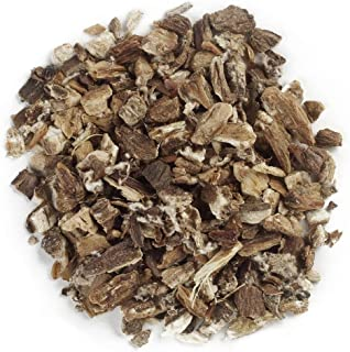 Frontier Co-op Burdock Root, Cut & Sifted, Certified Organic, Kosher, Non-irradiated | 1 lb. Bulk Bag | Sustainably Grown ...