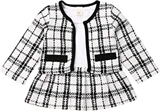 Best baby girl tweed coat Reviews
