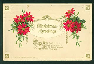 john winsch christmas postcards
