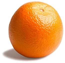 Orange Navel Conventional, 1 Each