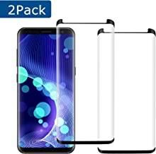 KZLVN [2 Pack] Galaxy Note 8 Glass Screen Protector,9H Hardness Anti-Scratch Tempered Glass Screen Protector Film for Samsung Galaxy Note 8