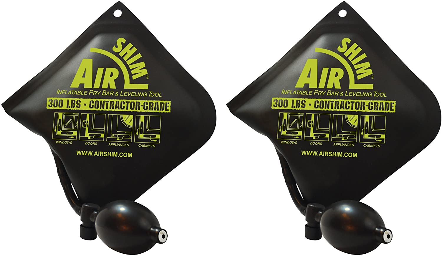 Calculated Industries 1192 Air Shim Level Bar At the price Inflatable online shopping and Pry