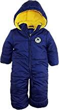 iXtreme Baby Boys' One-Piece Puffer Winter Snowsuit with Hood (Newborn & Infant)