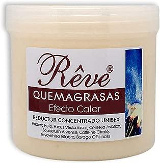 REVE Quemagrasas Efecto Calor - Gel de crema reafirmante