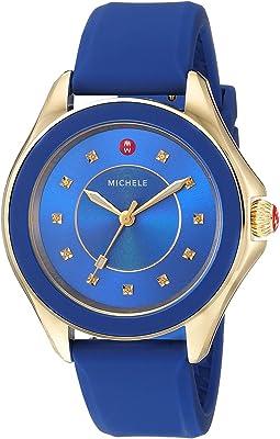 Michele - Cape Topaz Cobalt Gold Blue